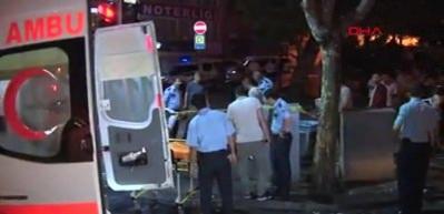 Fatih'te silahlı saldırı, 1 ölü