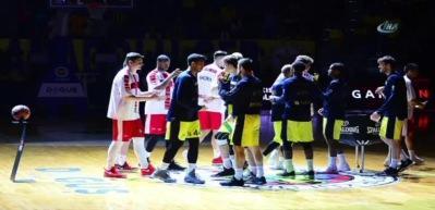 Fenerbahçe Doğuş, Olimpia Milano'ya fark attı