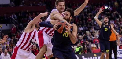 Fenerbahçe, Yunan devini devirdi