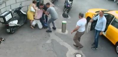 Feriköy'de 'insanlık ölmedi' dedirten görüntü
