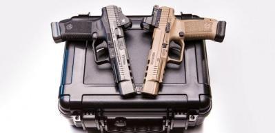 Filipin polisine Türk malı silah! Canik Tp 9 Sf Elite S