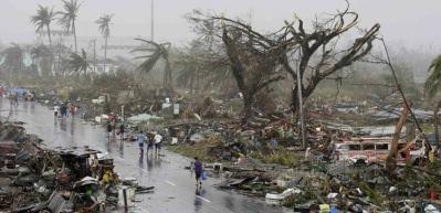 Filipinler'deki Mangkhut tayfununda ölü sayısı 64'e yükseldi