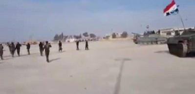 Flaş iddia! Esed ordusu güçleri girmeye başladı