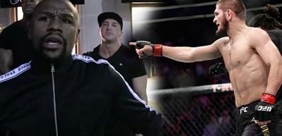 Floyd Mayweather, Habib'in dövüş teklifi için şart sundu