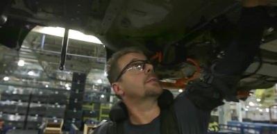 Ford çalışanları dış iskelet kullanmaya başladı!