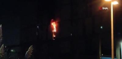 Fransa'da hastanede çıkan yangında 1 kişi öldü