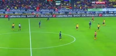 Funes Mori'den müthiş gol!