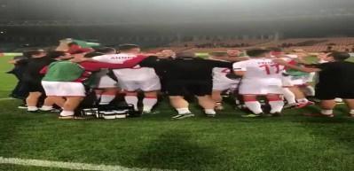 Futbolda tarihi akşam! Gözyaşlarını tutamadılar