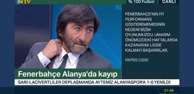Rıdvan Dilmen: Bu lafı tesise assınlar