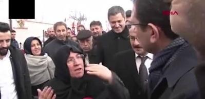Ekrem İmamoğlu'nu AK Partili sanan teyze