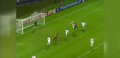 Galatasaray, Sarr'ın golünü paylaştı!