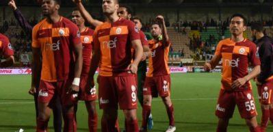 Galatasaray zirveyi bırakmadı!