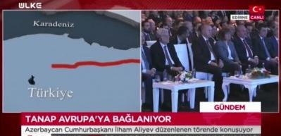 Aliyev'in Türkiye sözleri salonu çoşturdu!