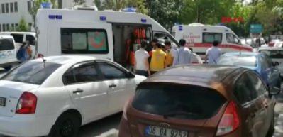 Gazi Üniversitesi'nde gerginlik! Yaralılar var