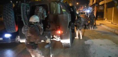 Gaziantep'te 'torbacı' operasyonu