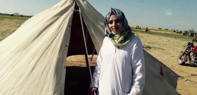 Gazzeli Rezzan Hemşire için bestelediler