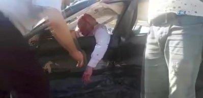 Gelin arabası kaza yaptı: 4 ölü, 5 yaralı