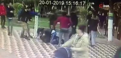 Genç çifti dövüp serbest bırakılmışlardı... Tekrar gözaltı!