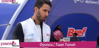 """Genç oyuncu Tuan Tunalı'dan """"Barış Pınarı"""" mesajı!"""