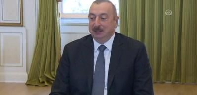 Genelkurmay Başkanı Güler, Cumhurbaşkanı Aliyev'le görüştü