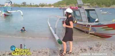 Gili Adalar grubunun 4. adası berrak sulara ve beyaz kumlara sahip