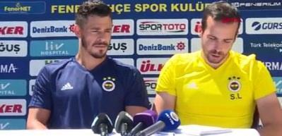 Giuliano: Fenerbahçe'de çok mutluyum
