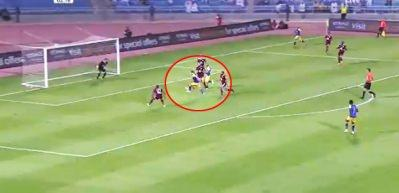 Giuliano ilk golünü attı Arap spiker çıldırdı!
