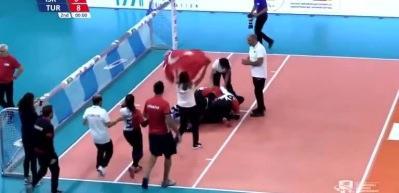 Golbol Kadın Millli Takımı Avrupa şampiyonu! İsraili...