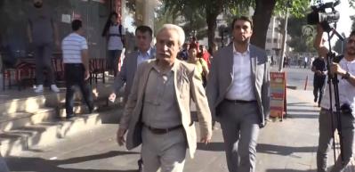 Görevinden uzaklaştırılan Mızraklı belediyeden ayrıldı