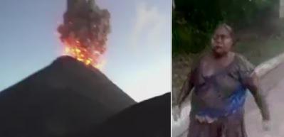 Guatemala'da Fuego Yanardağı patladı! Çok sayıda ölü ve yaralı var