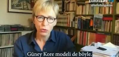 Dünya Güney Kore modelini konuşuyor