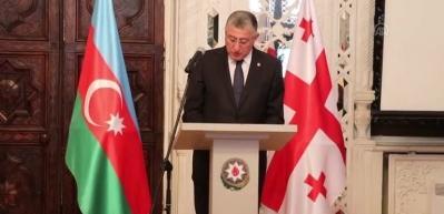 Gürcistan'da, Azerbaycan'daki 20 Ocak Katliamı'nın kurbanları anıldı