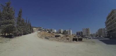 Haber 7 Afrin'i görüntüledi