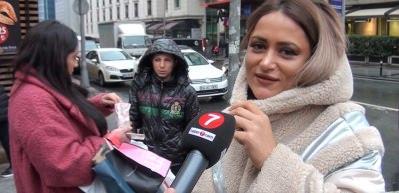 Haber 7 ekibi yayaların geçiş üstünlüğünü halka sordu