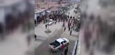 Halk YPG/PKK'nın baskı ve zulmüne isyan etti!