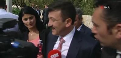 Hamza Dağ: Cumhur İttifakı devam ediyor