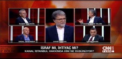 Hasan Basri Yalçın Kanal İstanbul'a neden karşı çıkıldığını yorumladı