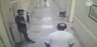 'Hasta numarası'yla hastaneden hırsızlık
