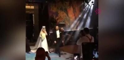 Hazal Kaya ve Ali Atay'ın düğünü