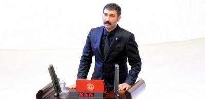HDP'li Barış Atay'a Meclis'te soğuk duş!