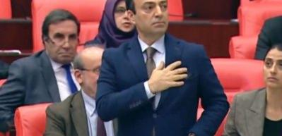 HDP'li Baydemir ve Irmak'ın vekilliği düşürüldü