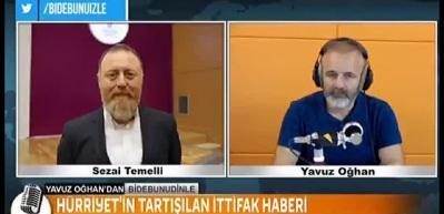 HDP'li Sezai Temelli CHP ile diğer partilerle ittifakı itiraf etti