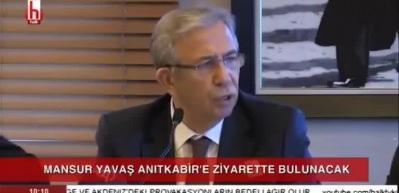 Mansur Yavaş'tan HDP sorusuna tepki çeken yanıt!