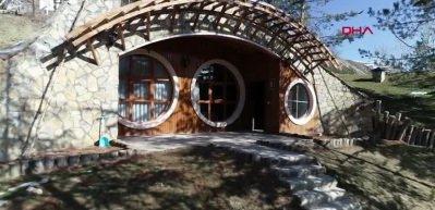 'Hobbit Köyü' hizmete açıldı