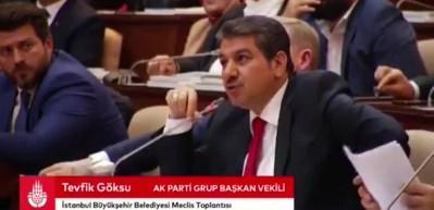 İBB'de CHP'lilerin akıl almaz hareketine AK Parti'den cevap