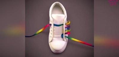 5 farklı ayakkabı bağlama stili