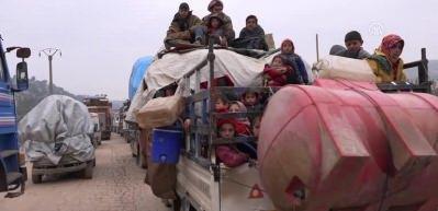 İdlib halkı Suriye'de kalmak istiyor