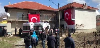 İdlib'de şehit olan Uzman Çavuş Ali Turgut'un ailesine acı haber verildi