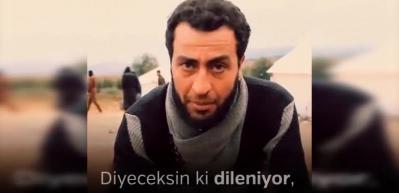 İdlib'den iç parçalayan bir görüntü daha