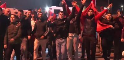 İdlip şehidi memleketi Samsun'da göz yaşı içinde karşılandı